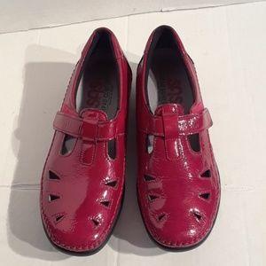 SAS Roamer 6-5 striped comfort  shoes 2
